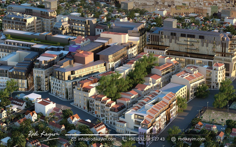 Taksim 360 Real Estate 5