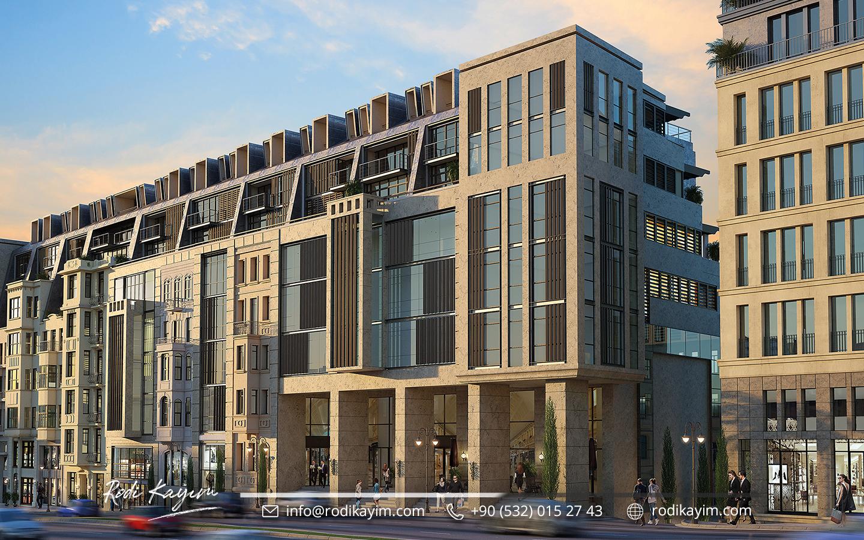 Taksim 360 Real Estate 6