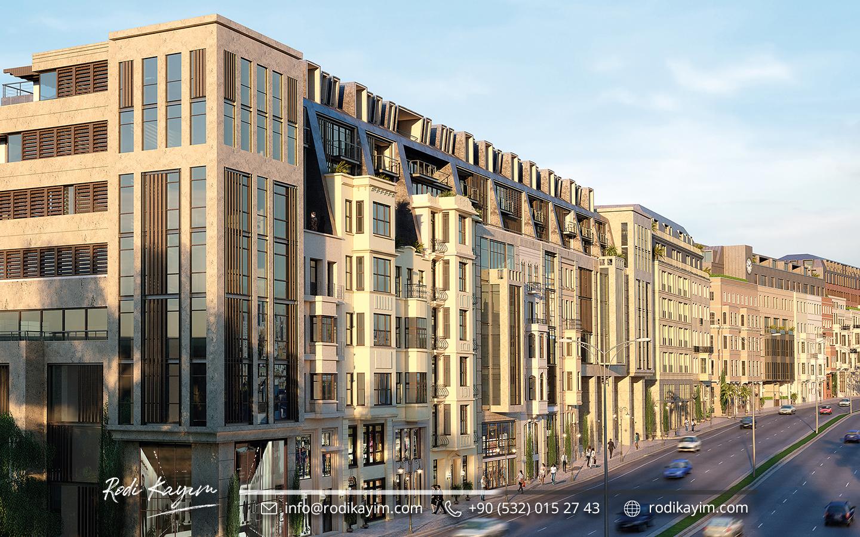Taksim 360 Real Estate 7