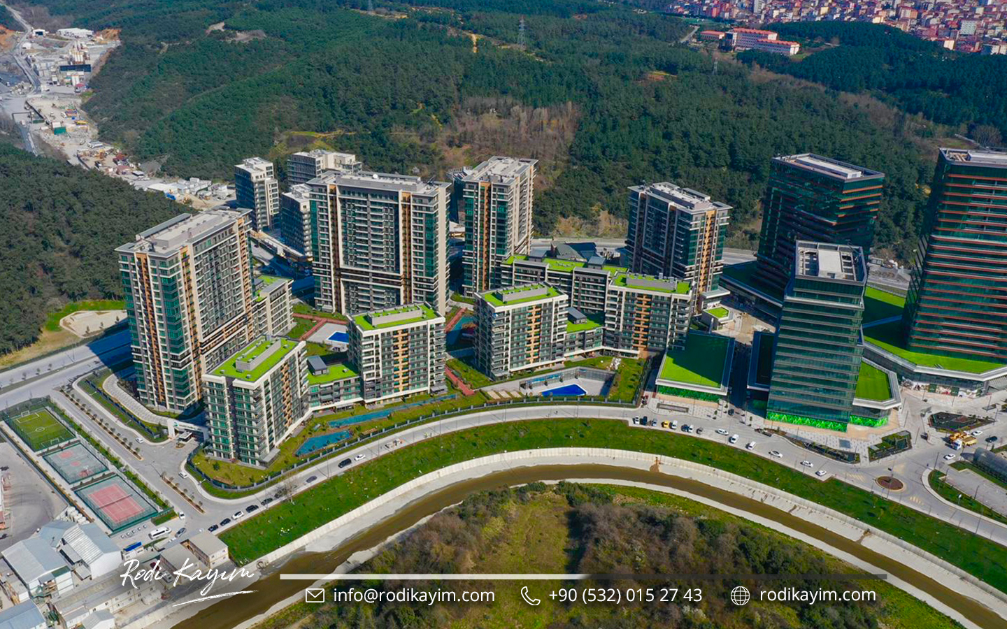 Vadi Istanbul Apartments For Sale In Istanbul 11