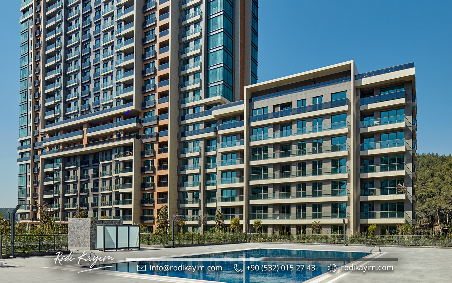 Vadi Istanbul Apartments For Sale In Istanbul 13