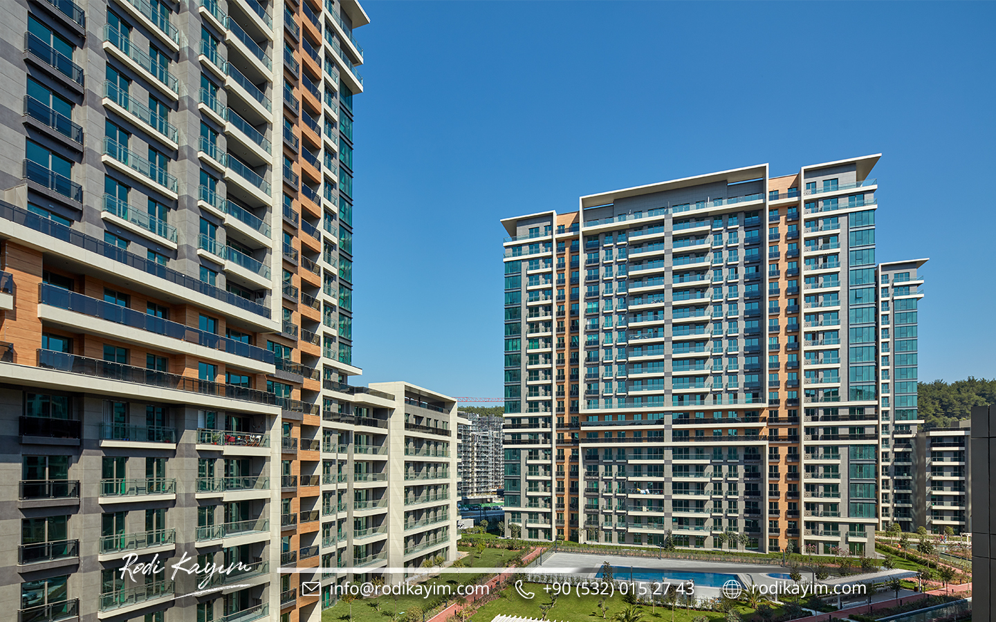 Vadi Istanbul Apartments For Sale In Istanbul 14