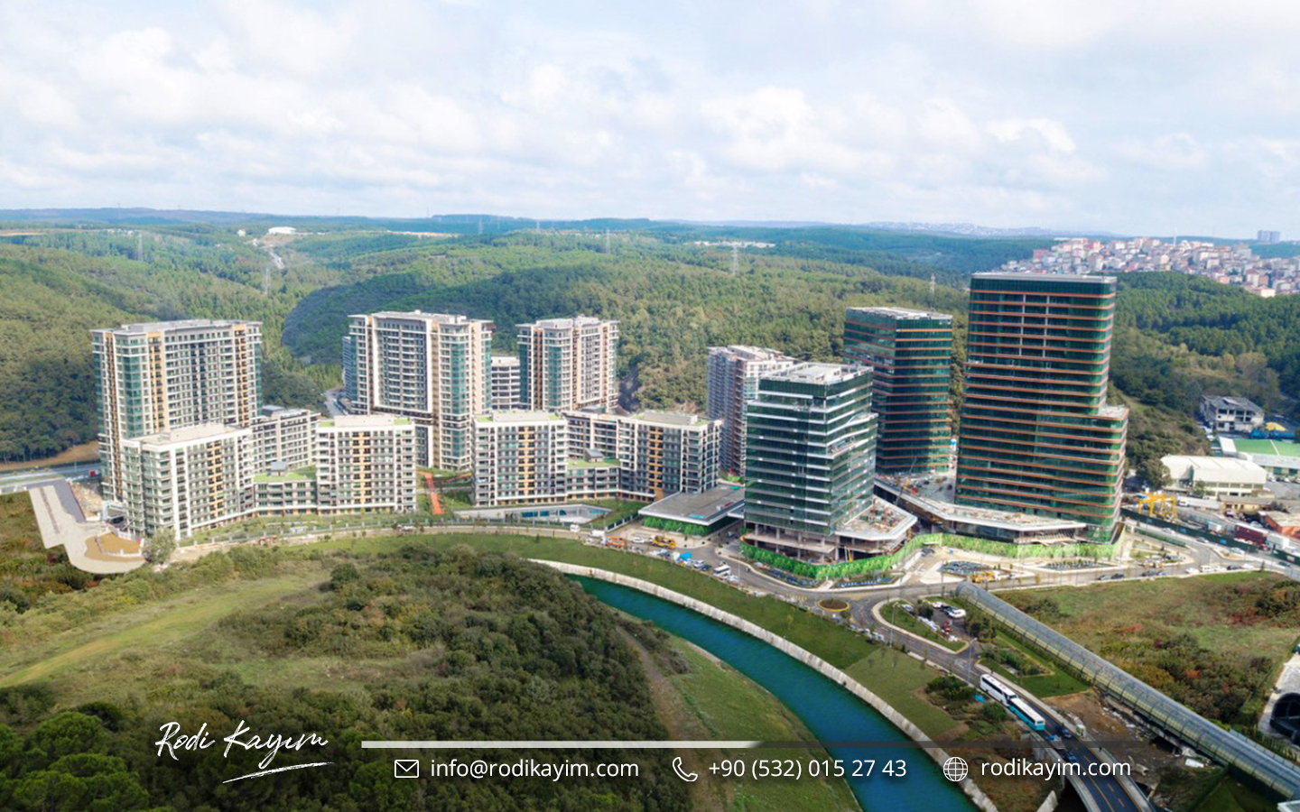 Vadi Istanbul Apartments For Sale In Istanbul 20