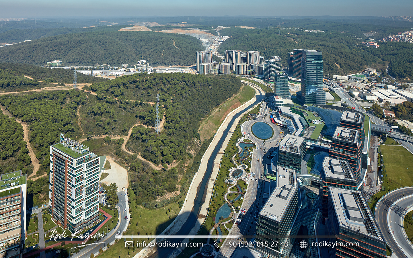 Vadi Istanbul Apartments For Sale In Istanbul 21
