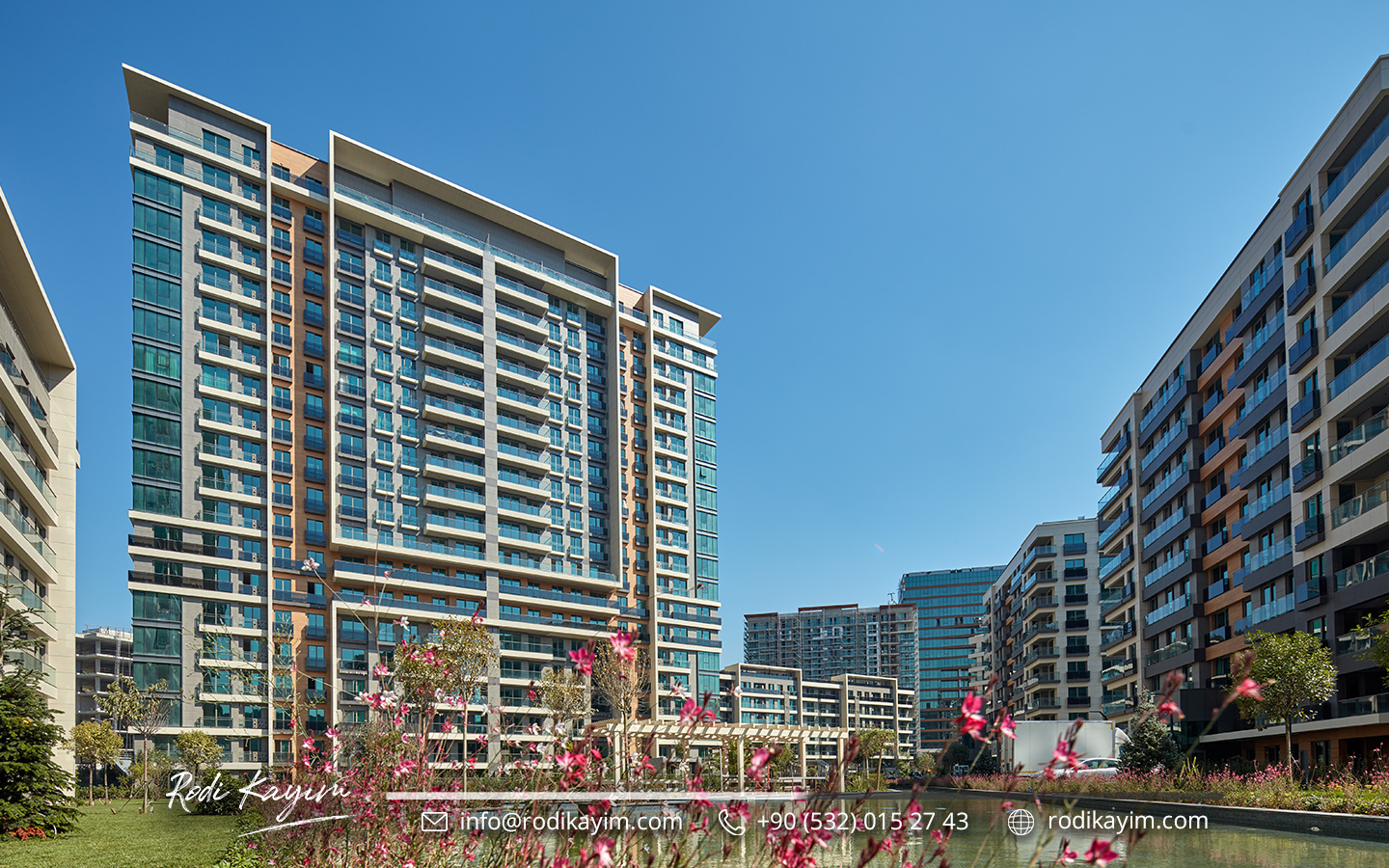 Vadi Istanbul Apartments For Sale In Istanbul 23