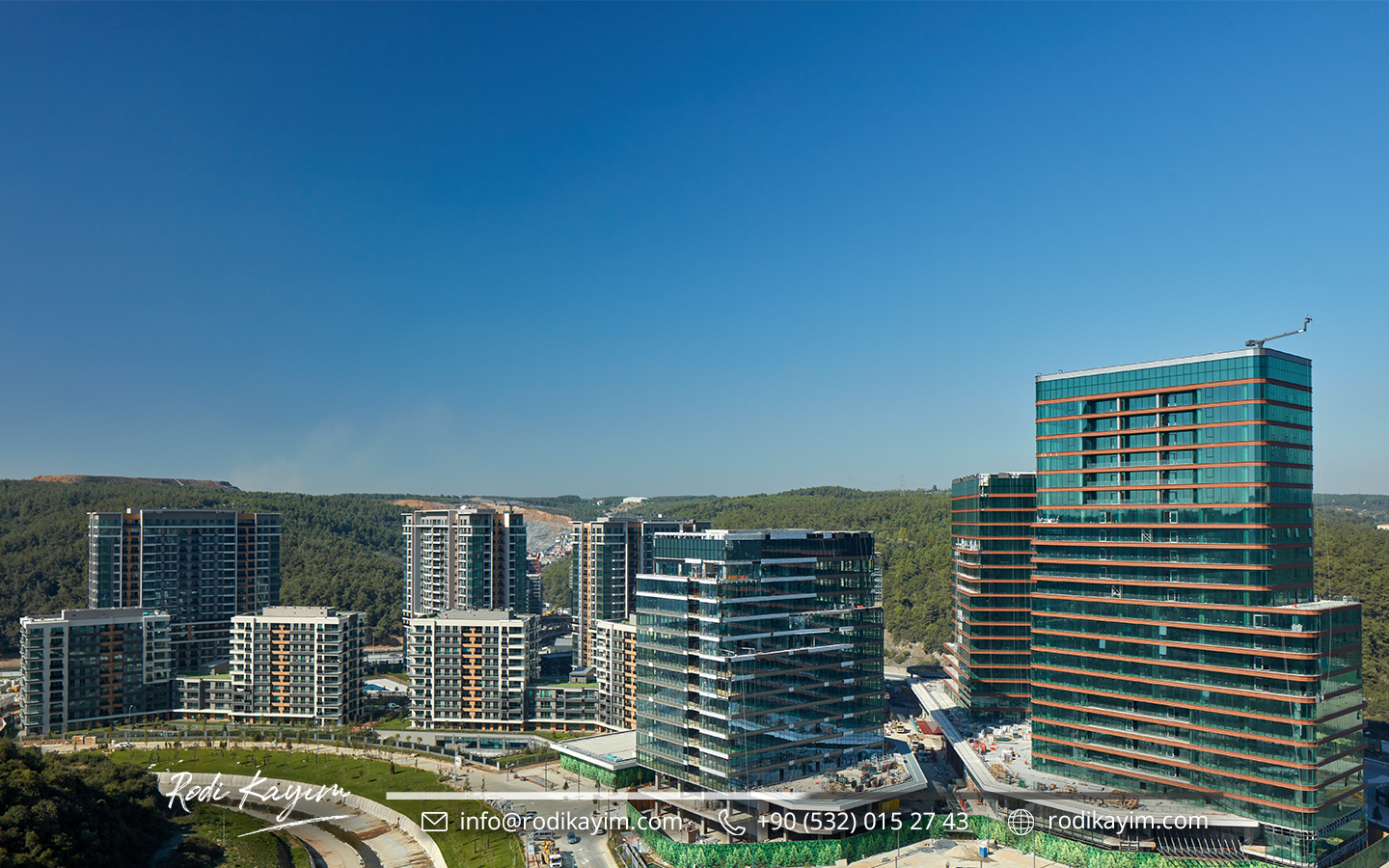 Vadi Istanbul Apartments For Sale In Istanbul 24