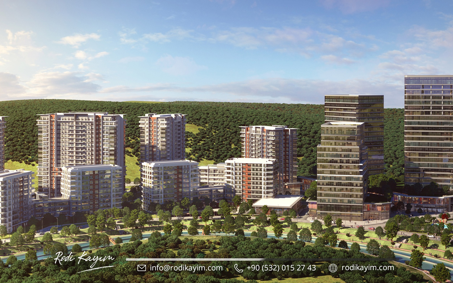 Vadi Istanbul Apartments For Sale In Istanbul 26