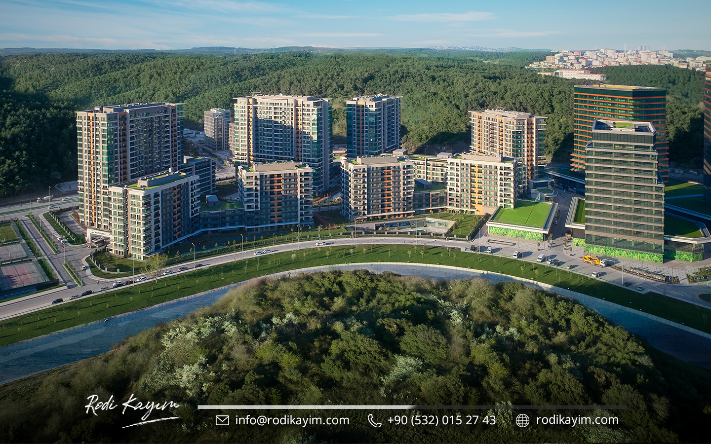 Vadi Istanbul Apartments For Sale In Istanbul 27