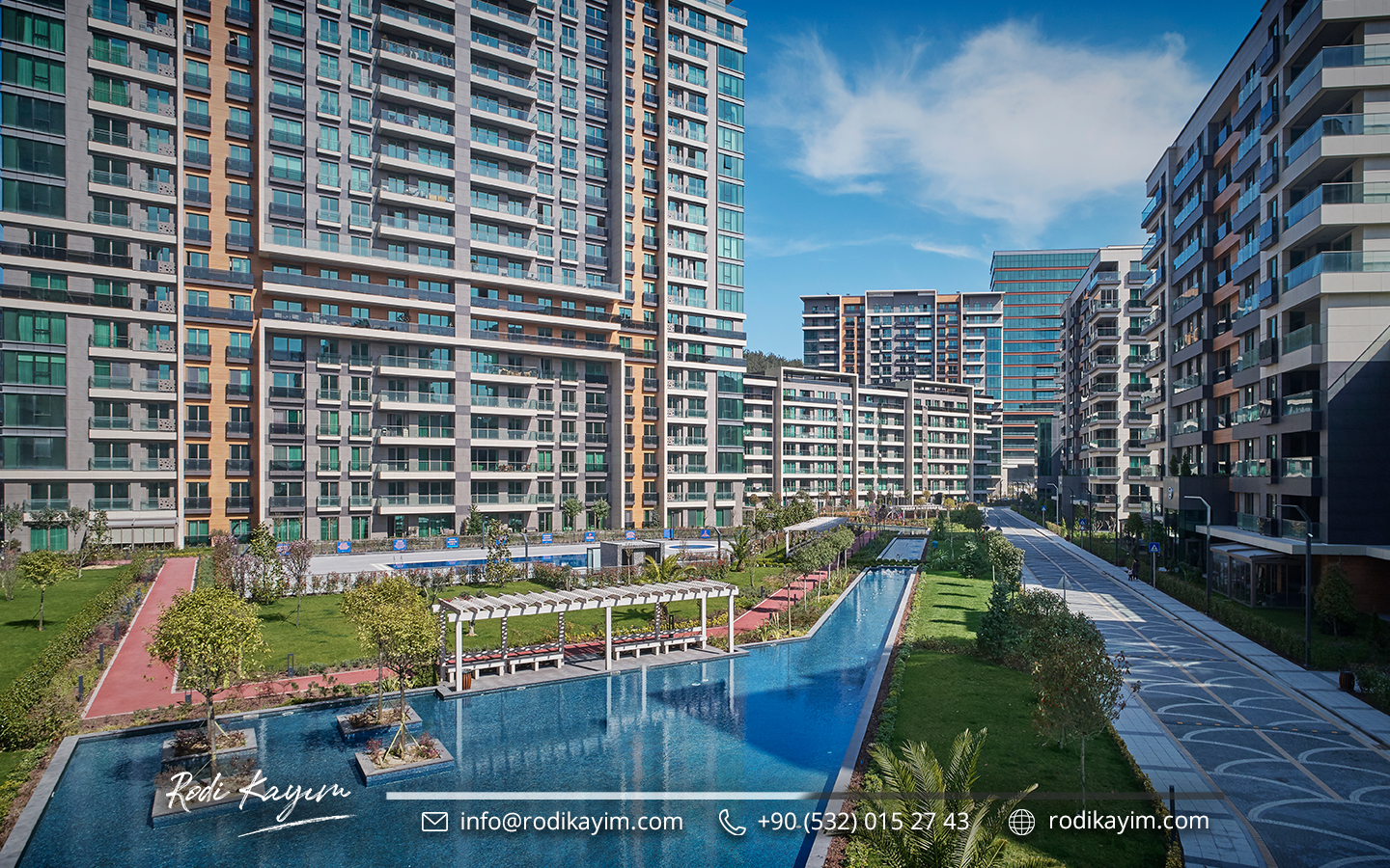 Vadi Istanbul Apartments For Sale In Istanbul 29