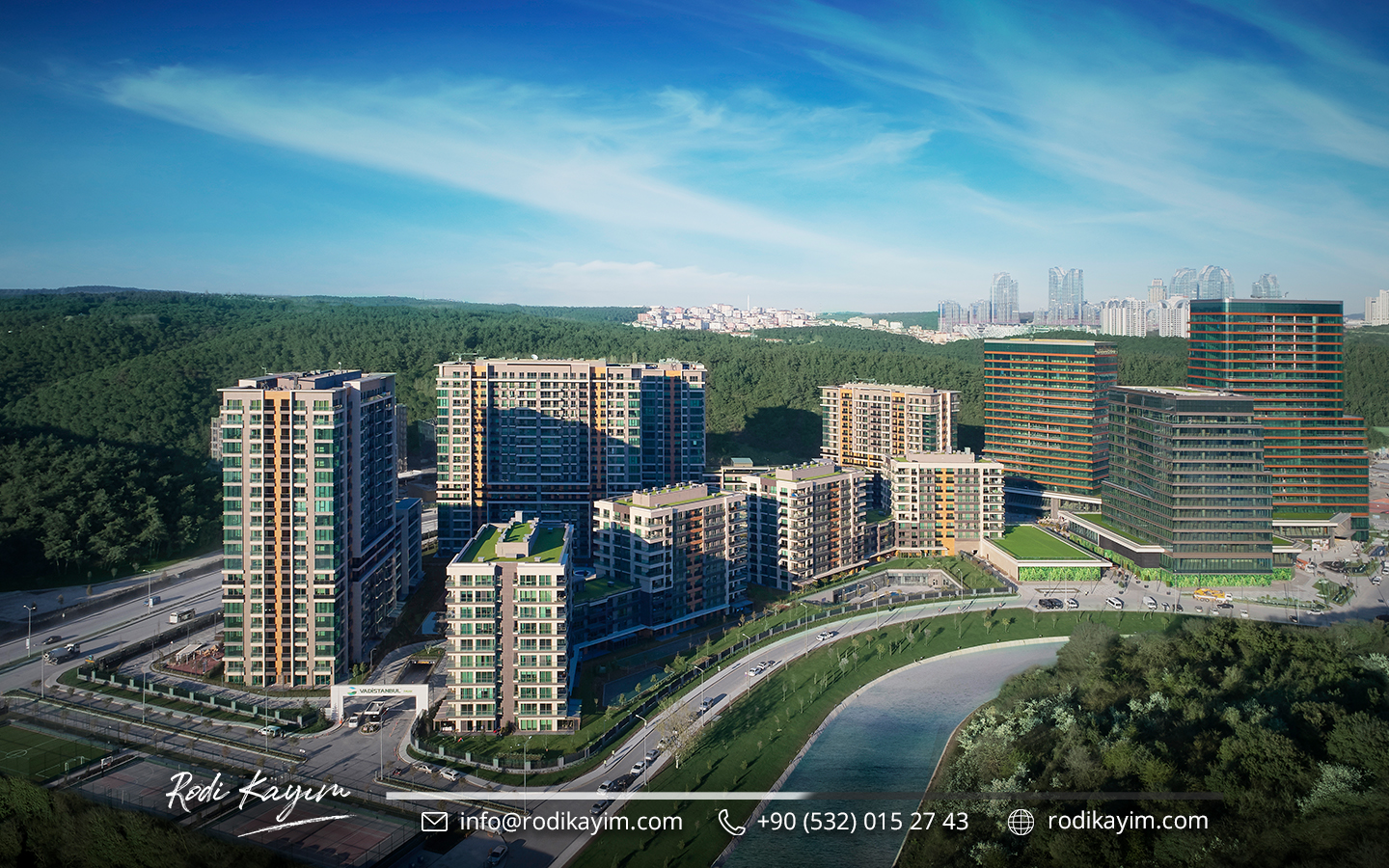 Vadi Istanbul Apartments For Sale In Istanbul 30