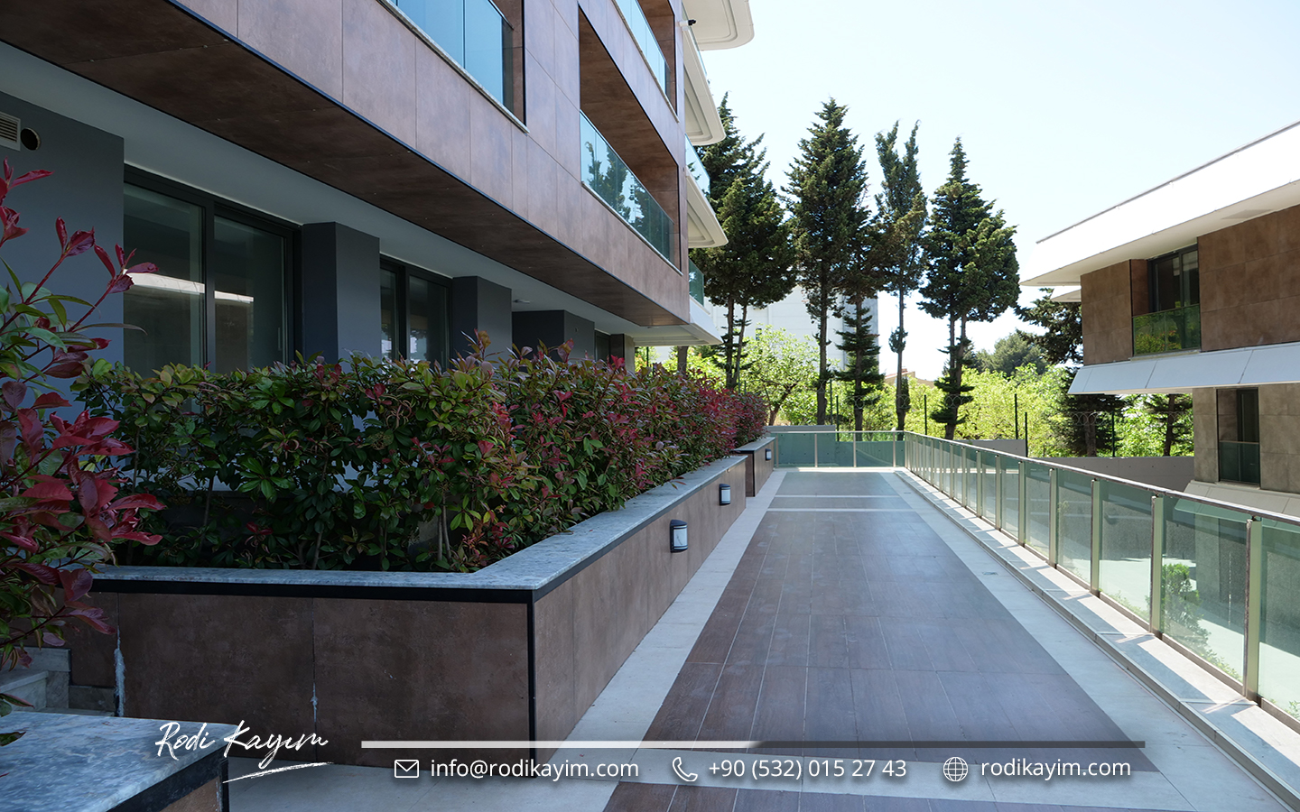 Yildiz Park apartments for sale in istanbul 12
