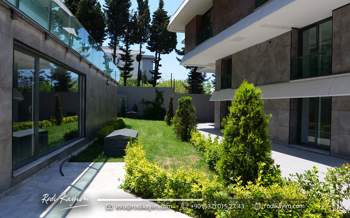 Yildiz Park apartments for sale in istanbul 15