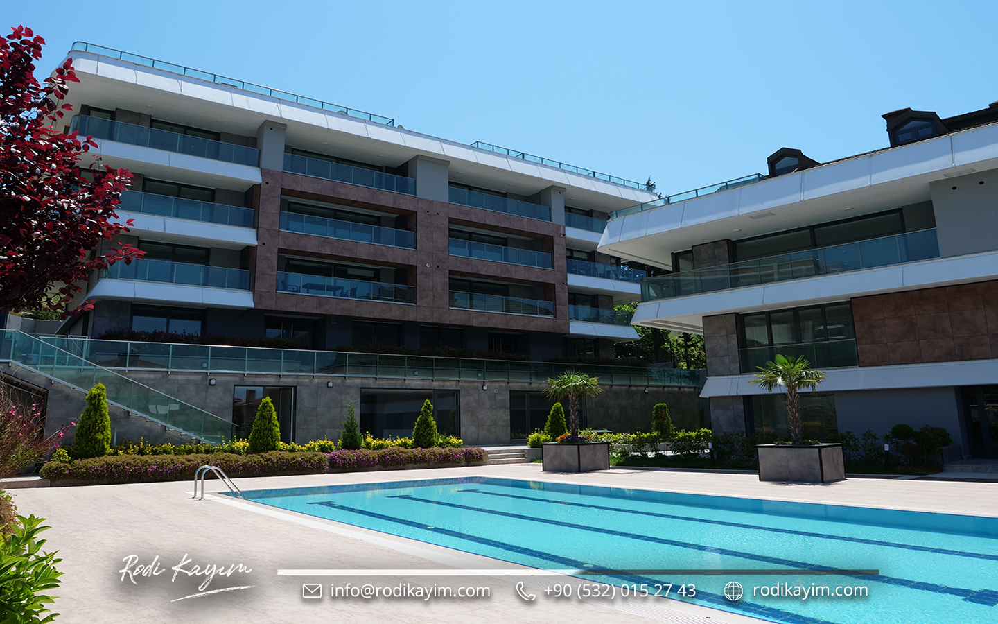 Yildiz Park apartments for sale in istanbul 18