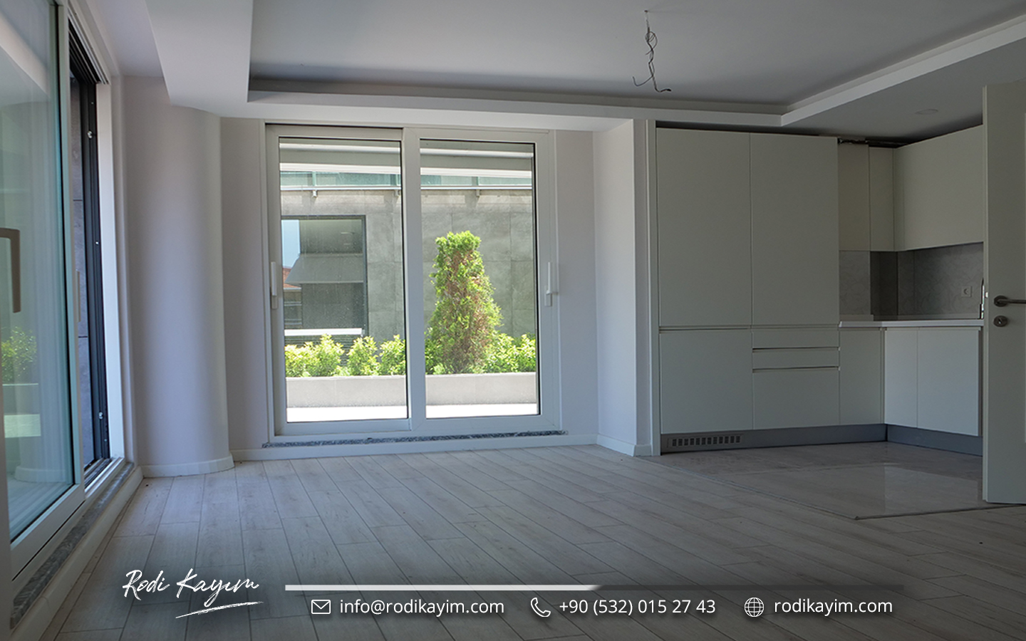 Yildiz Park apartments for sale in istanbul 21