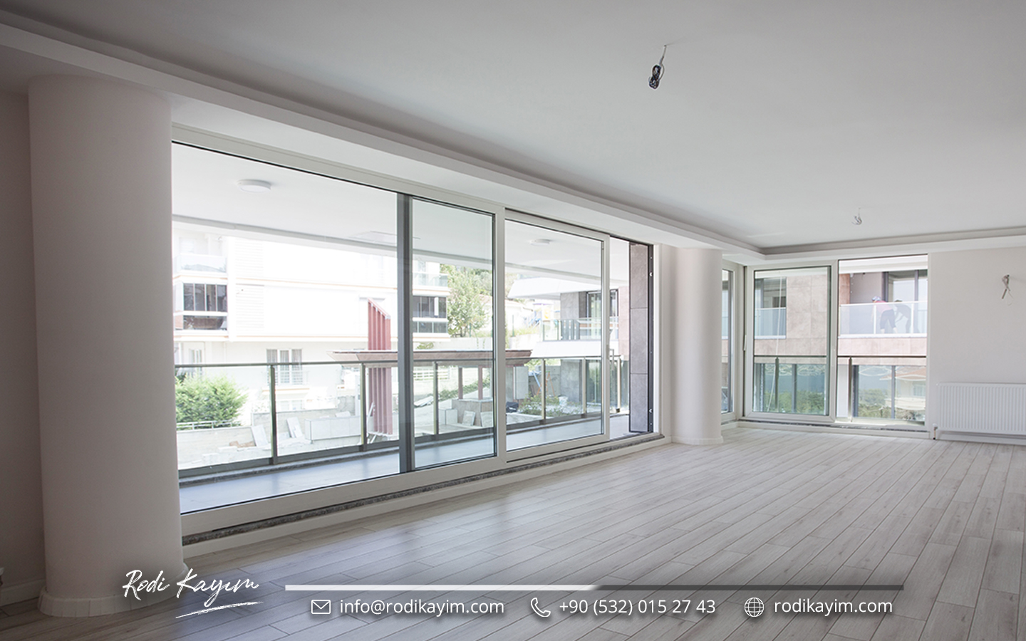 Yildiz Park apartments for sale in istanbul 3