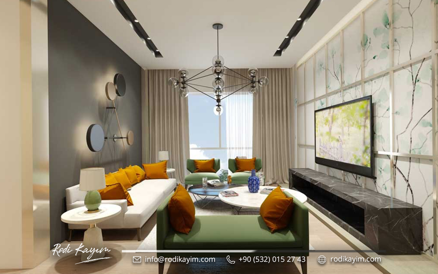 Babacan Port Royal Apartments for sale in istanbul 13