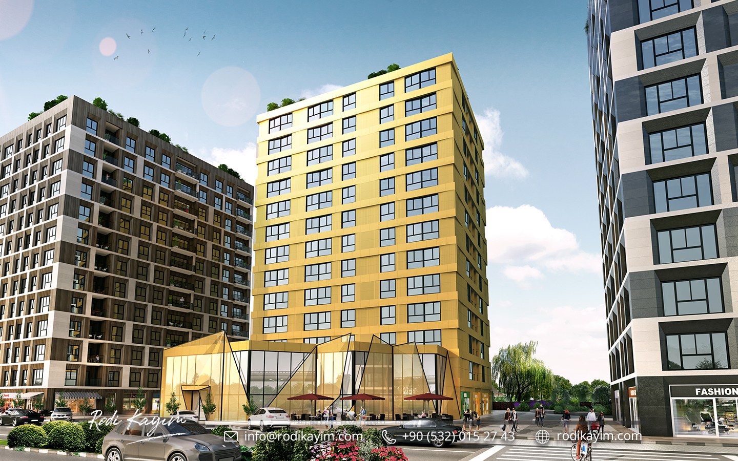 Babacan Port Royal Apartments for sale in istanbul 4