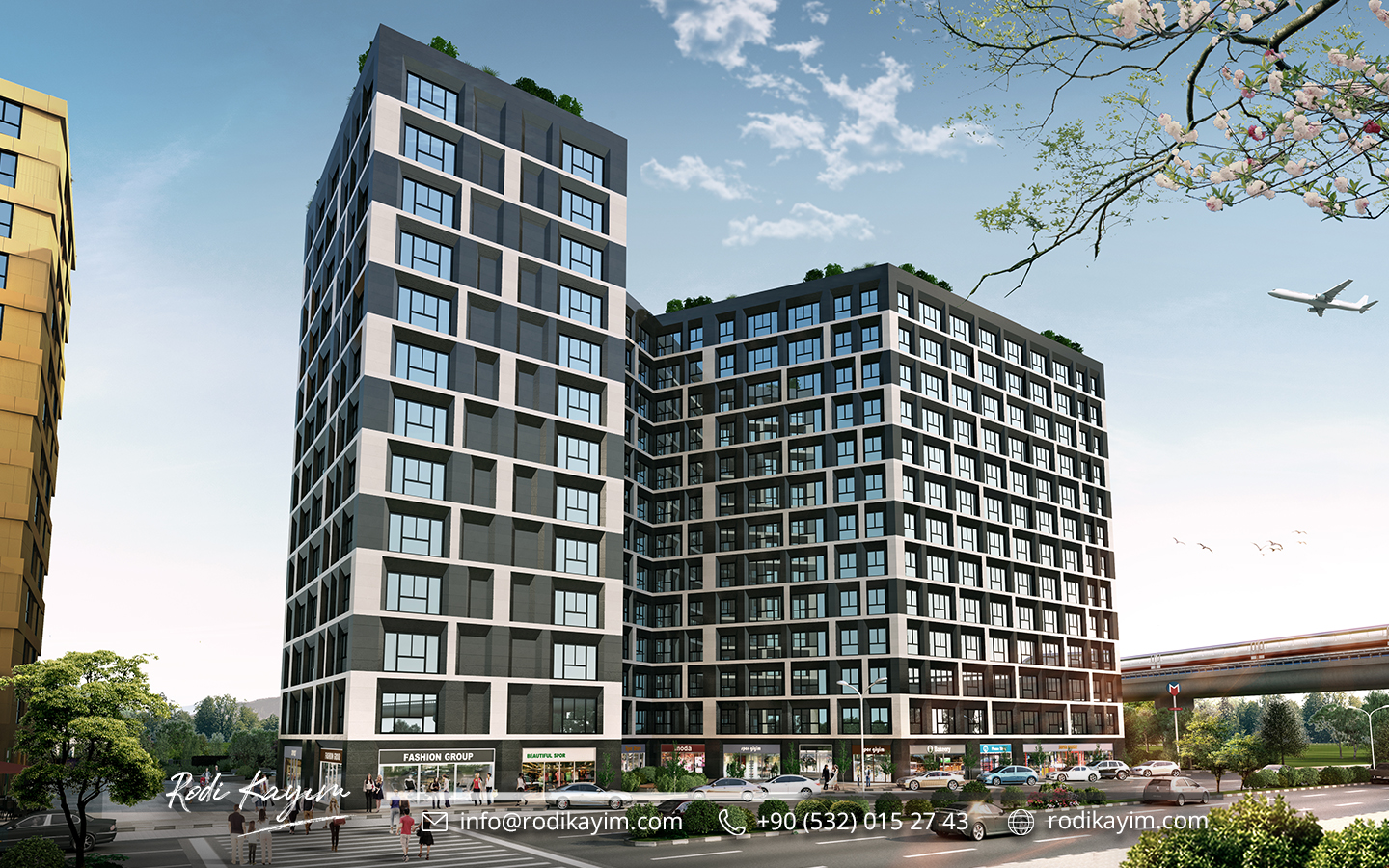 Babacan Port Royal Apartments for sale in istanbul 5
