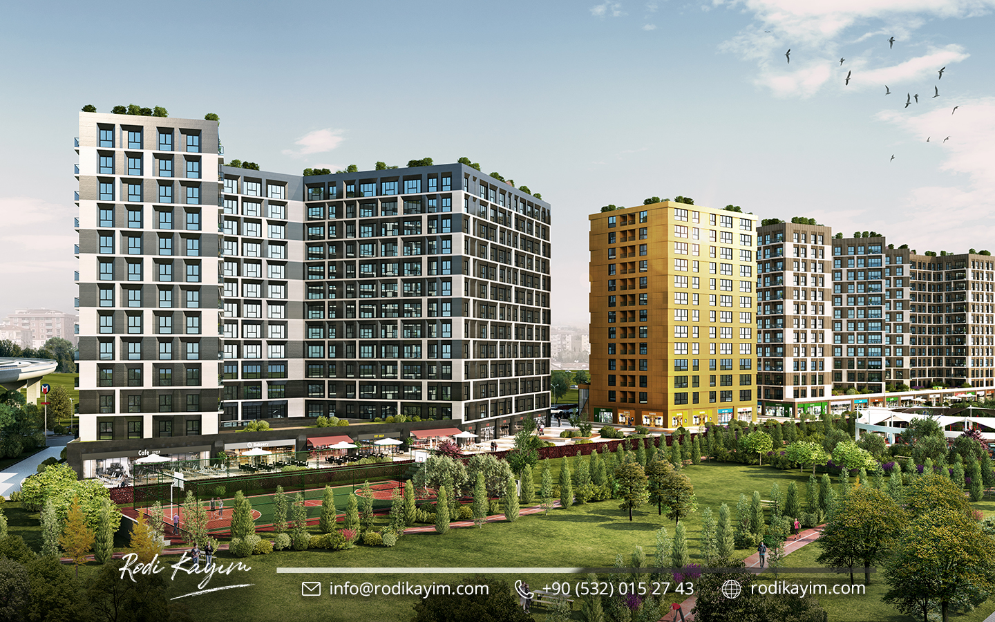 Babacan Port Royal Apartments for sale in istanbul 6
