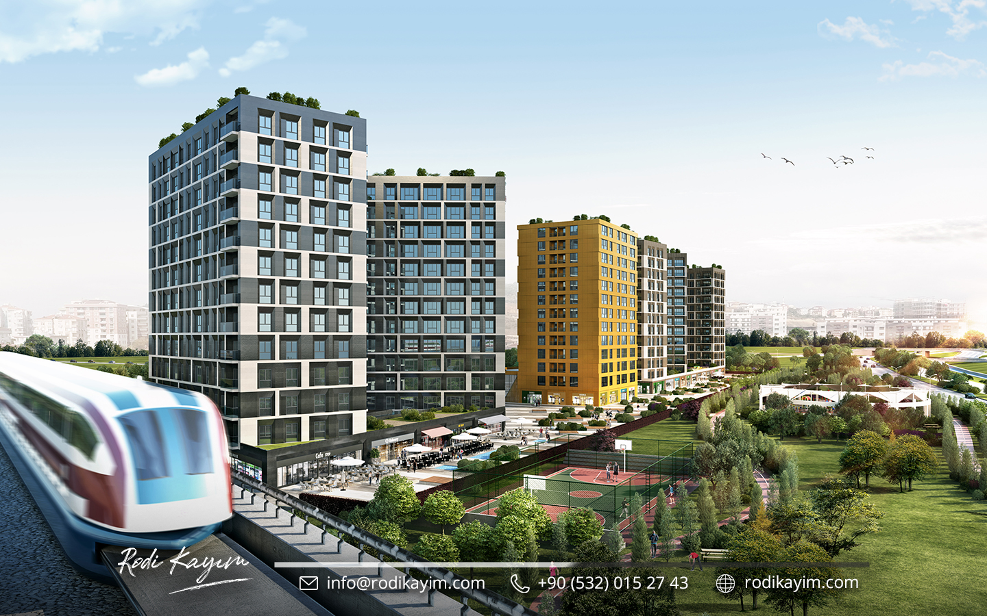 Babacan Port Royal Apartments for sale in istanbul 7