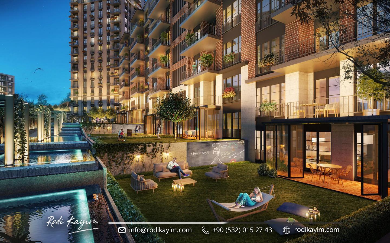Finans Sehir Project 12