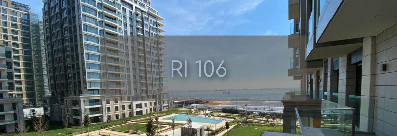 RI106 Sea View Apartments In Istanbul 2021
