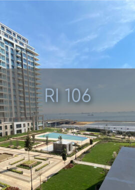 RI106 Sea View Apartments In Istanbul 2021