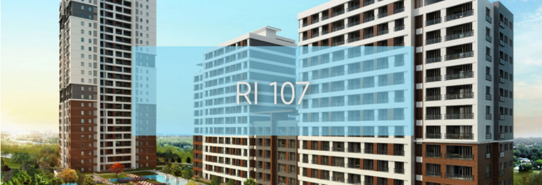 RI107 Apartments For Sale In Bahcesehir Istanbul 2021