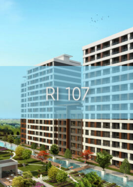 RI107 Apartments For Sale In Bahcesehir Istanbul 2021