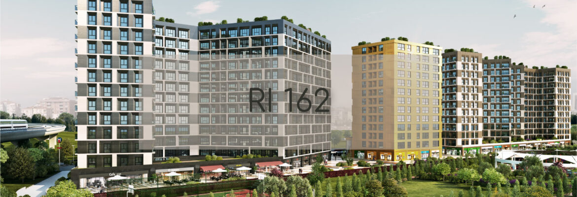 RI162 Apartments For Investment In Istanbul 2021