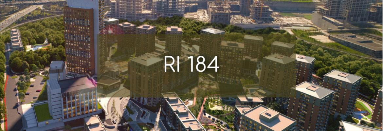 RI184 Apartments In Atasehir For Sale 2021