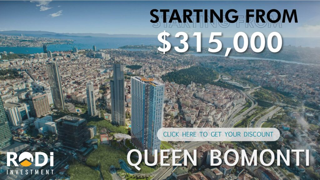 Bomonti residence - bosphorus view apartments for sale in istanbul