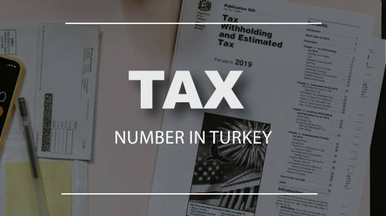 Free Get Vergi Numarasi Tax number in Turkey Online 2021