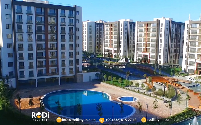 Kalekent Istanbul Spacious Apartments in Beylikduzu 1