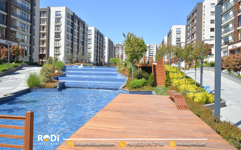 Kalekent Istanbul Spacious Apartments in Beylikduzu 10