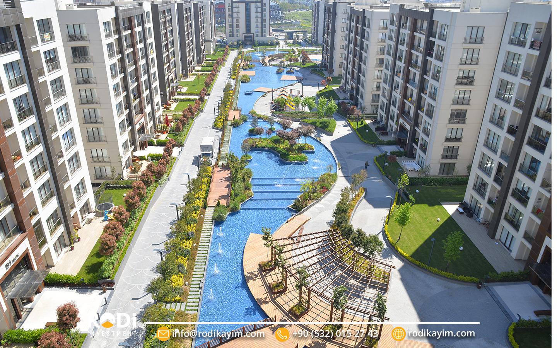 Kalekent Istanbul Spacious Apartments in Beylikduzu 11