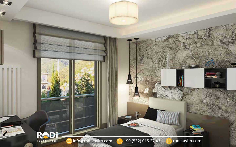 Kalekent Istanbul Spacious Apartments in Beylikduzu 7