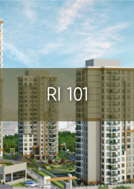 RI101 Spacious Apartments In Istanbul For Sale 2021