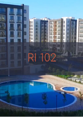 RI102 Apartments In Beylikduzu For Sale 2021