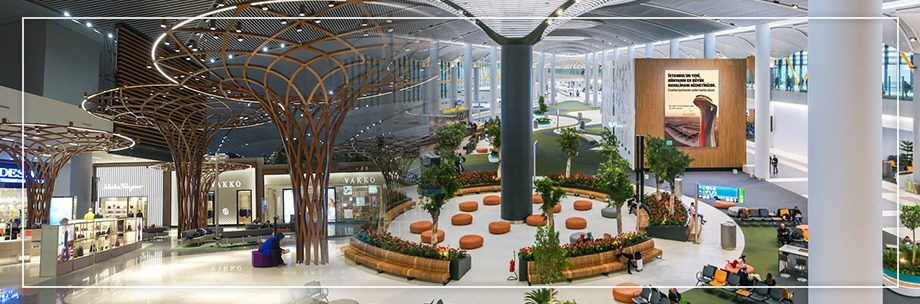 Green Building - Istanbul Airport