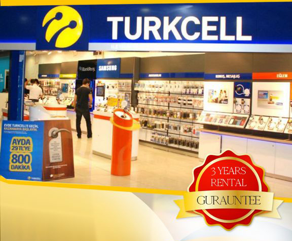 turkcell Commercial Store For Sale in Istanbul banner